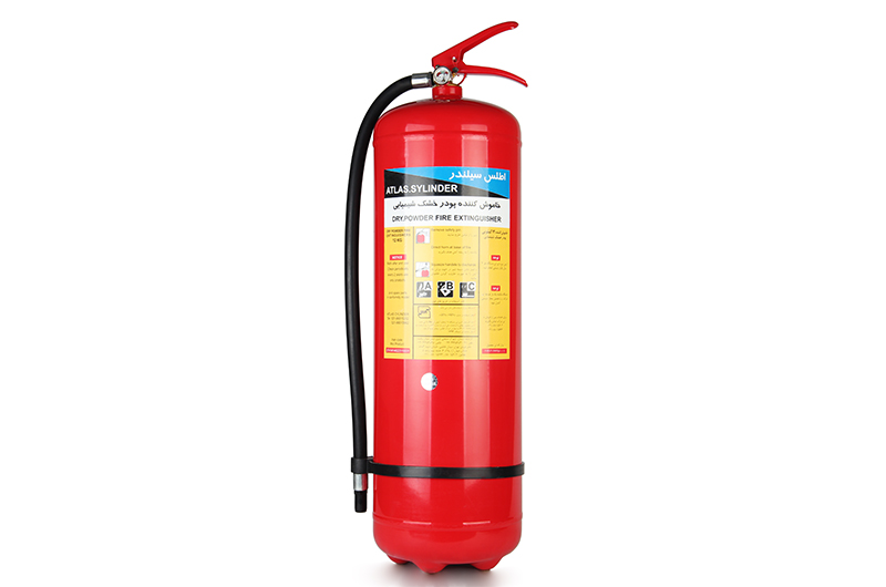 P12:dry powder portable fire extinguishers